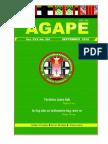 Agape - September, 2016