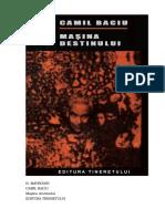 Camil Baciu - Masina destinului - v.0.9.1.doc