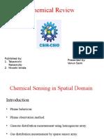 Chemical Sensing in Spatial