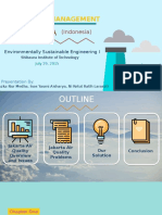 Air Quality Management in Jakarta
