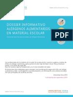 Dossier Material Escolar Immunitas vera Curso 2016-17
