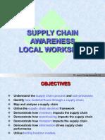 Supply Chain Management Awareness