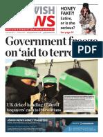 13 October 2016, Jewish News, Issue 972