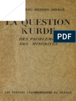 Chukru Mehmed Sekban - La Question Kurde