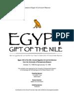Egypt Lessons