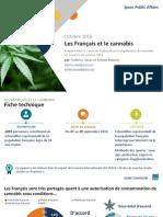 Ipsos Colloque Legalisation Du Cannabis