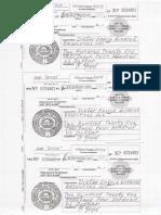 DREZA Security Cheques