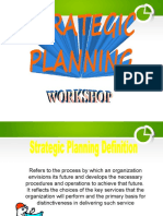 Strategic Forest Planning Presentation