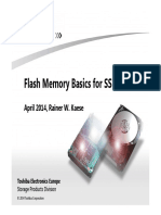 Flash Memory Basics