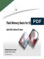 Flash Memory Basics