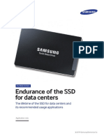 Samsung SSD 845DC 02 Endurance of the SSD for Data Centers