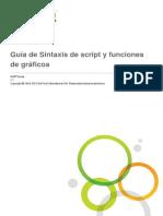 QlikSense - Guía de Sintaxis de Script y Funciones de Gráficos