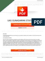 Work Www PDF s7 u Uas-gunadarma-statistika