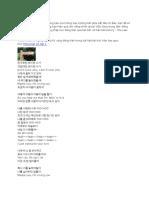 Tuyệt Kĩ Học Tiếng Hàn Qua Bài Hát Secret - YooHoo.