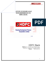 ....HOME LOANS @ HDFC.doc