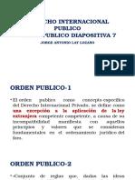 Derecho Internacional Diapositiva 7