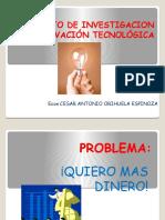 PROYECTO DE INVESTIGACION E INNOVACIÓN TECNOLÓGICA [Autoguardado].pptx