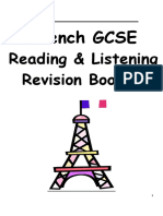French Revision Booklet for Vle