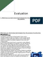Evaluation No 2