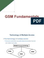 GSM Fundamentals