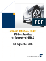 DBM60 BestPractices Scenario Definition DRAFT