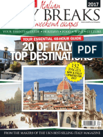 Italia! Guide, City Breaks 2017