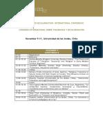Secularization and Toleration - Programa