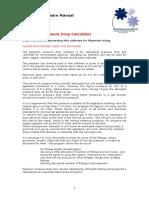 PipeCalc Manual