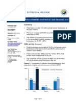 UK Business Growth 2016 Bpe_2016_statistical_release