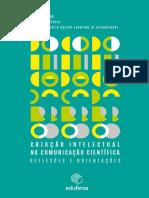 Criação Intelectual Na Comunicação Científica 2016 1
