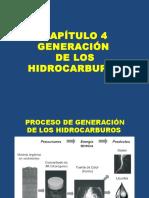 Cap 4 Generación de Los Hidrocarburos
