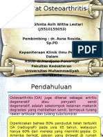 Referat OA (Dr.asna)