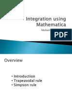 Integration Using Mathematica