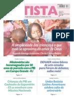 O Jornal Batista 41 - 09.10.2016