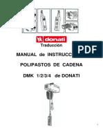 DMK - Manual de Uso y Mantenimiento - Español-CRYP