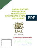 UTILIZACIÓN de Metodologías Innovadoras Pás.11-22
