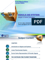 Chapter 4 Signals n Systems Sept 2015