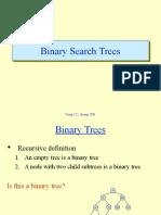 Binarysearch Tree