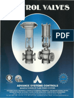 Control Valves Catalogue