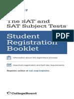 Sat Registration Booklet Students