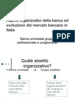 03) Organizzazione Attività Bancaria