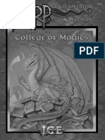 HARP College of Magics
