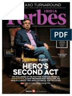 Forbes India October 14, 2016