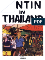 26 Tintin in Thailand