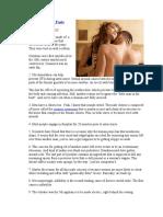 Twelve Fun Sex Facts