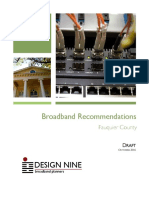 Fauquier Broadband Recommendations