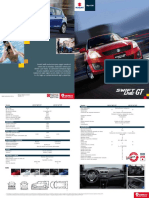 Http Suzukiautos.com.Co Wp Content Uploads 2015 08 Ficha Tecnica Swift Live GT 2015