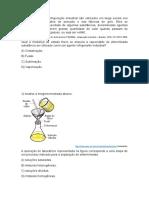 2º SIMULADO Cefet - Nicodemos - 05-15