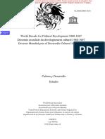 Cultura e Desenvolvimento_UNESCO