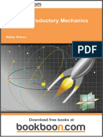 Modern Introductory Mechanics Part II